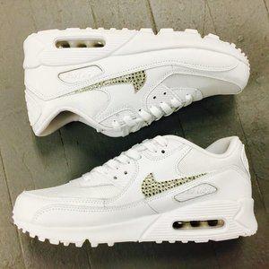 Custom Bling Nike Running Sneaker Sport Shoes E5